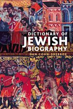 Dictionary of Jewish Biography cover