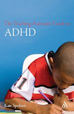 The Teaching Assistant's Guide to ADHD cover