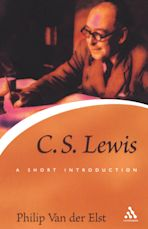 C.S. Lewis: A Short Introduction cover