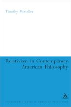 Relativism in Contemporary American Philosophy cover