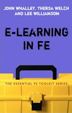 e-learning in FE cover