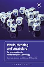 Words, Meaning and Vocabulary cover