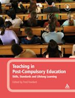 Teaching in Post-Compulsory Education cover