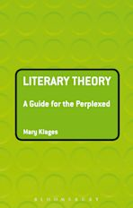 Literary Theory: A Guide for the Perplexed cover