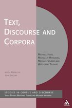 Text, Discourse and Corpora cover