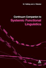Bloomsbury Companion to Systemic Functional Linguistics cover