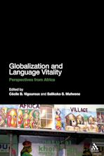 Globalization and Language Vitality cover