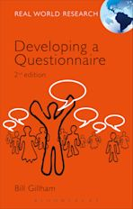 Developing a Questionnaire cover