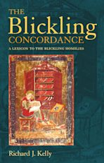 The Blickling Concordance cover