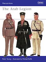 The Arab Legion cover