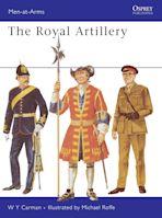 The Royal Artillery cover
