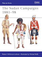 The Sudan Campaigns 1881–98 cover