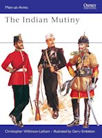 The Indian Mutiny cover