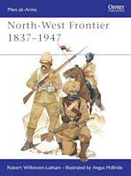 North-West Frontier 1837–1947 cover