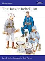 The Boxer Rebellion cover