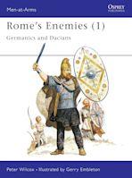 Rome's Enemies (1) cover