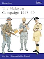 The Malayan Campaign 1948–60 cover