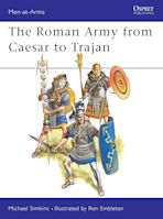 The Roman Army from Caesar to Trajan cover