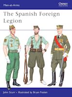 The Spanish Foreign Legion cover