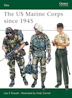 The US Marine Corps since 1945 cover