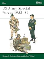 US Army Special Forces 1952–84 cover
