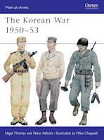 The Korean War 1950–53 cover