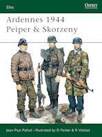 Ardennes 1944 Peiper & Skorzeny cover