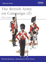The British Army on Campaign (2) cover