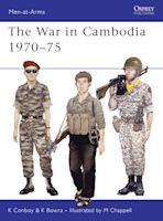 The War in Cambodia 1970–75 cover