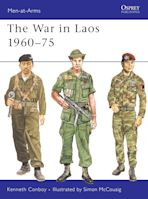 The War in Laos 1960–75 cover