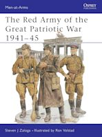 The Red Army of the Great Patriotic War 1941–45 cover