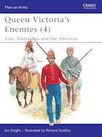 Queen Victoria's Enemies (4) cover