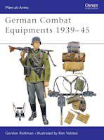 German Combat Equipments 1939–45 cover