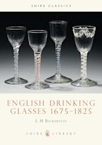 English Drinking Glasses 1675–1825 cover
