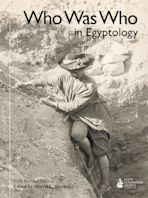 Who Was Who in Egyptology cover