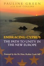 Embracing Cyprus cover