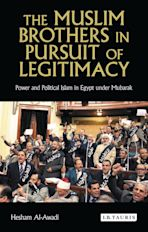 The Muslim Brothers in Pursuit of Legitimacy cover