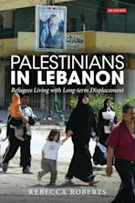 Palestinians in Lebanon cover