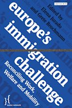 Europe's Immigration Challenge cover