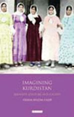 Imagining Kurdistan cover