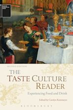 The Taste Culture Reader cover