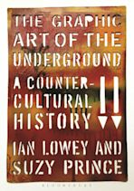 The Graphic Art of the Underground cover