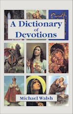 Dictionary Of Devotions cover