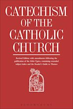 Catechism Of The Catholic Church Revised PB cover