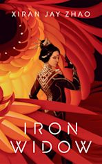 Iron Widow cover