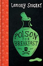 Poison for Breakfast cover