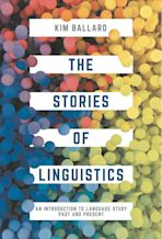 The Stories of Linguistics cover
