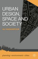Urban Design, Space and Society cover