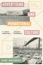 Advertising and Promotional Culture cover