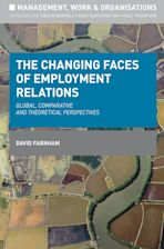 The Changing Faces of Employment Relations cover